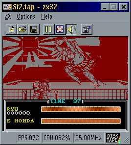 zx32 emulator